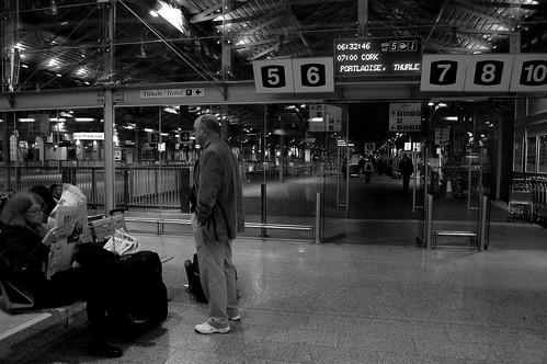 Heuston Station - 6.30am