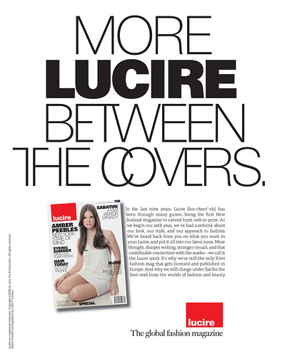 060923 Lucire ad in Her Business