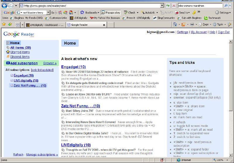 10google default view