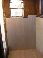 Plywood skin