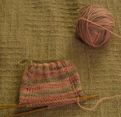 Stockinette Sock