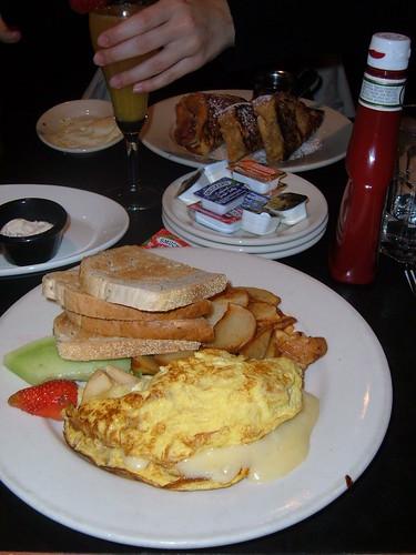 zaftigs omelet