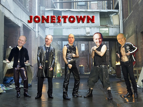 my jonestown