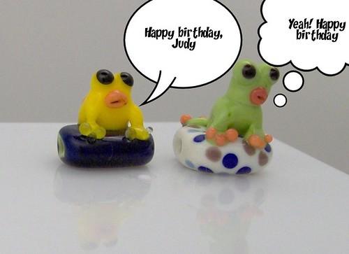 In A New York Minute: Happy Birthday, Judy!