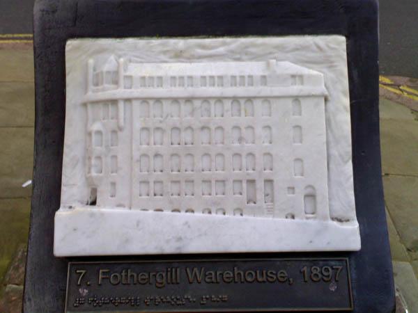 fothergill plaque