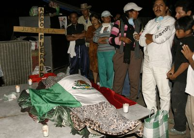 Toma de Oaxaca