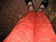 crazy orange pants