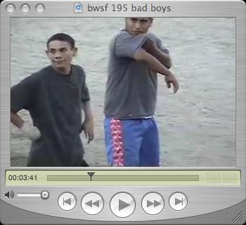 BWSF 195 Bad Boys