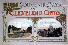 Souvenir book of Cleveland, Ohio