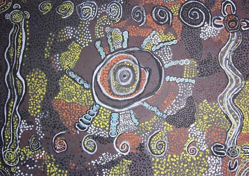 Class 4C Aboriginal symbols