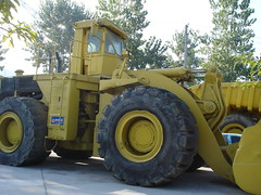 Big Dam Truck