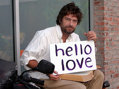 The HELLO LOVE Experiment Launch