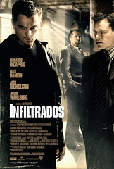 Infiltrados cartel película