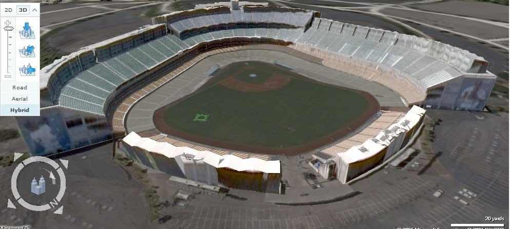4 - Dodger Stadium
