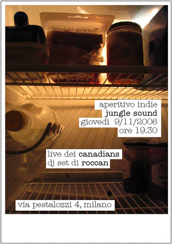 Canadesi @ Jungle sound