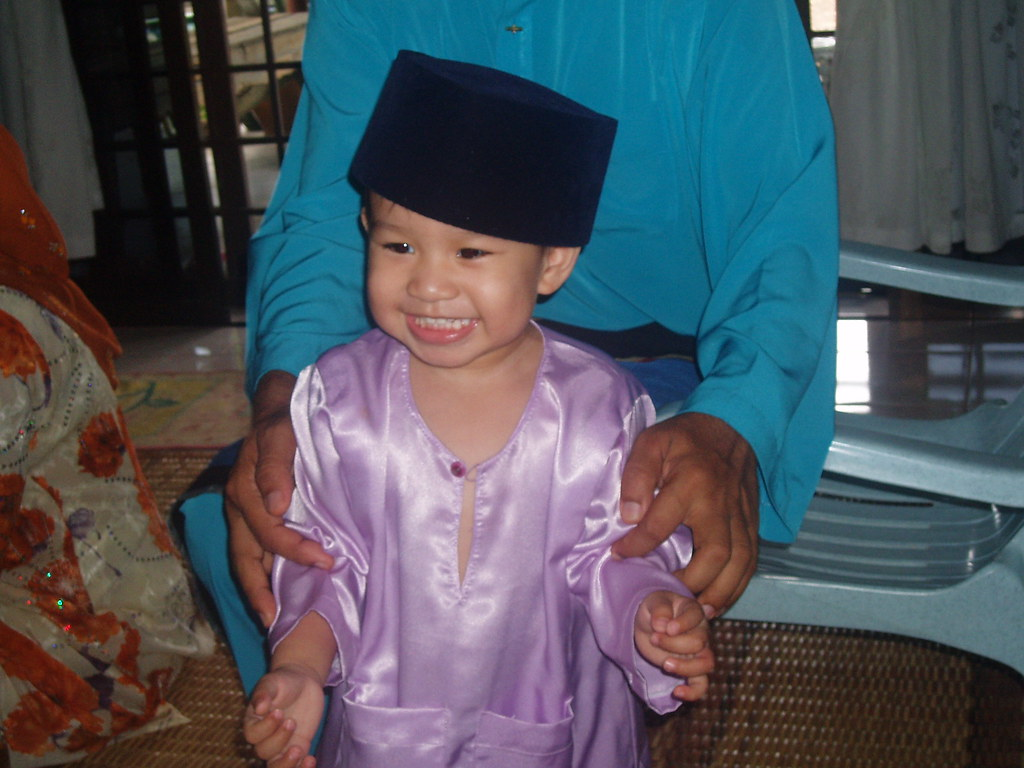 fawwaz with the songkok