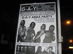 Gay ABBA Party