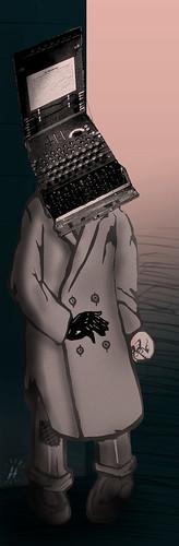 187 Gyppo Moot, the Enigma Machine