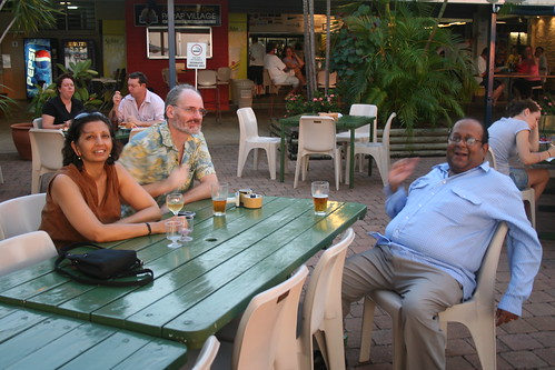Jayshree, Peter and Chris