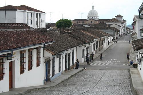Calles de Popayán