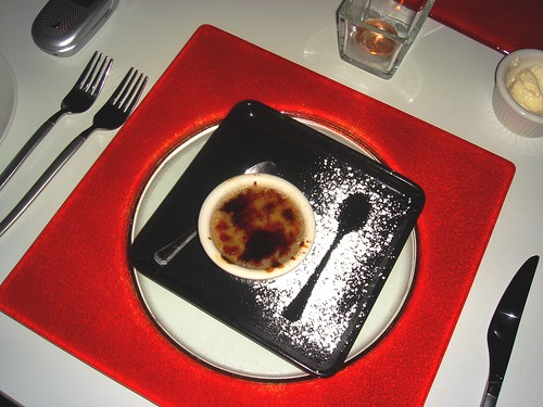 Place setting with spoon image.