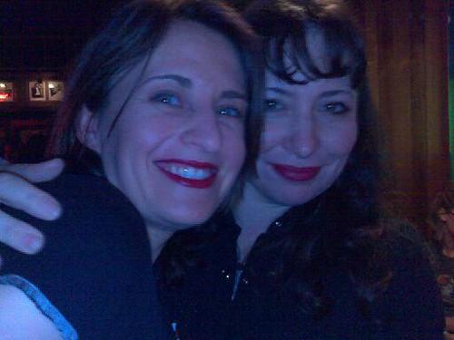 Lauren and Kimmi