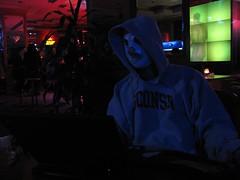 gsa - me in badger hoodie