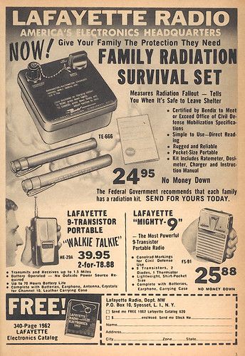 Family Radiation Survival Set ad