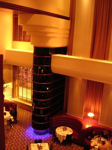 Oceanaire's Art Deco
