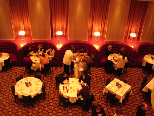 Oceanaire's Dining Room