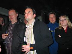 Party bei Tomekk