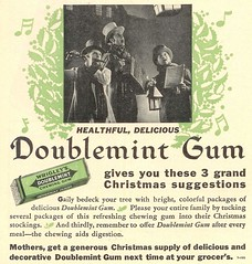 Doublemint Chistmas 1939