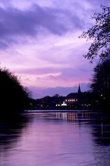 Pink sunset Aetran