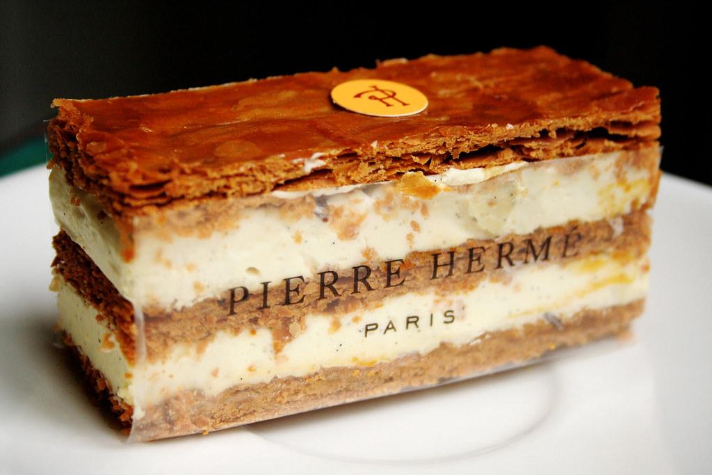 Pierre Hermé - l'univers de goûts, de sensations et de plaisirs® :  dessert food
