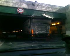 Régis chauffeur de camion
