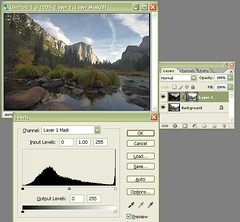 Photoshop HDR Tutorial using levels 5