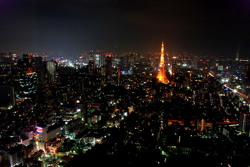 Roppongi y sus impresionantes vistas. Tokyo Tales (10)