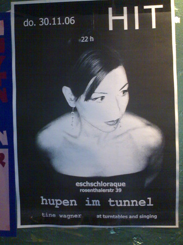 Hupen im Tunnel