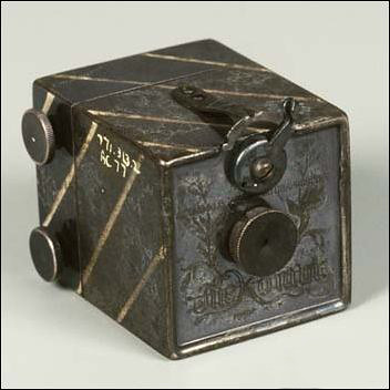 Antique Photography Camera