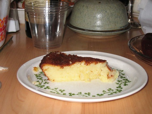 Kay's Impossible Buttermilk Pie