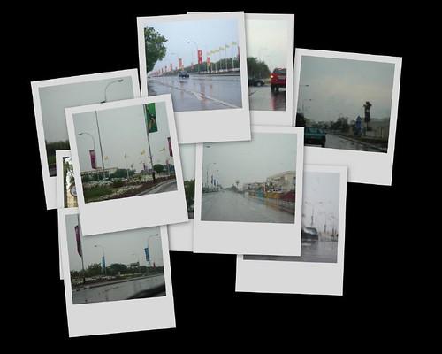 doha rains