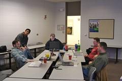 December GR Ruby User Group attendees