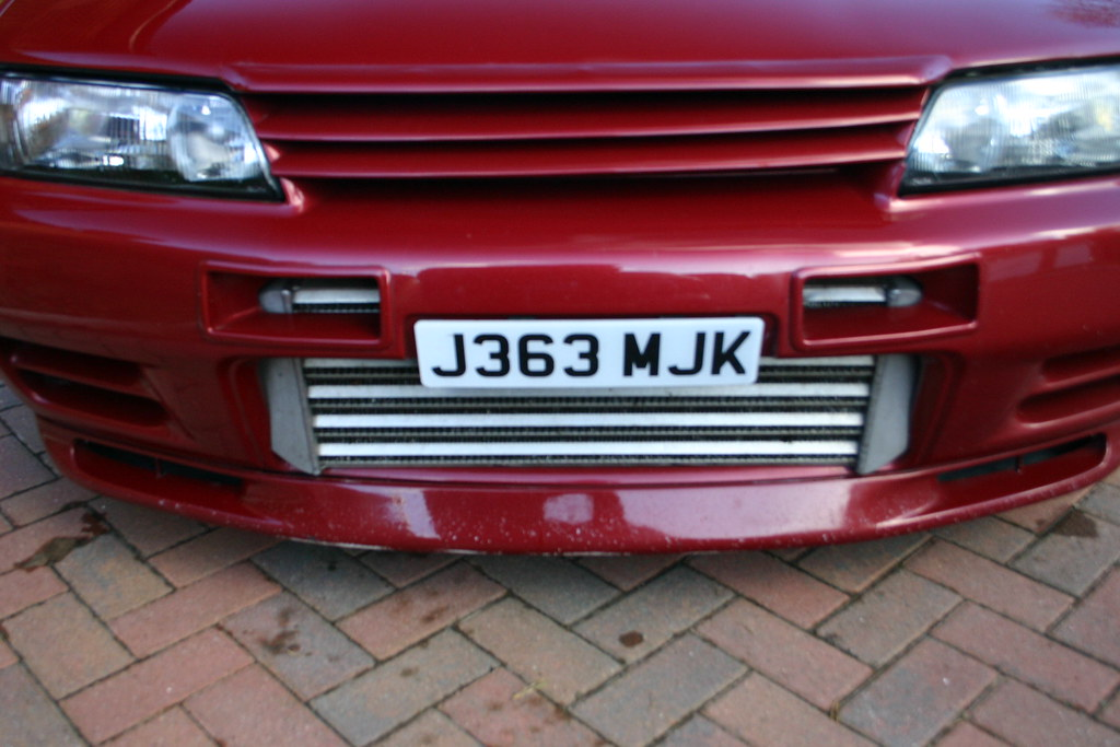 1992 R32 GTR Metallic Red (Sourced from Newera) new advert ...