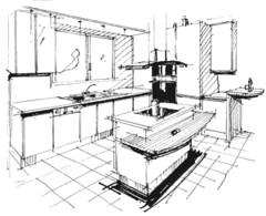 refaire sa cuisine etape 1 le rep rage. Black Bedroom Furniture Sets. Home Design Ideas