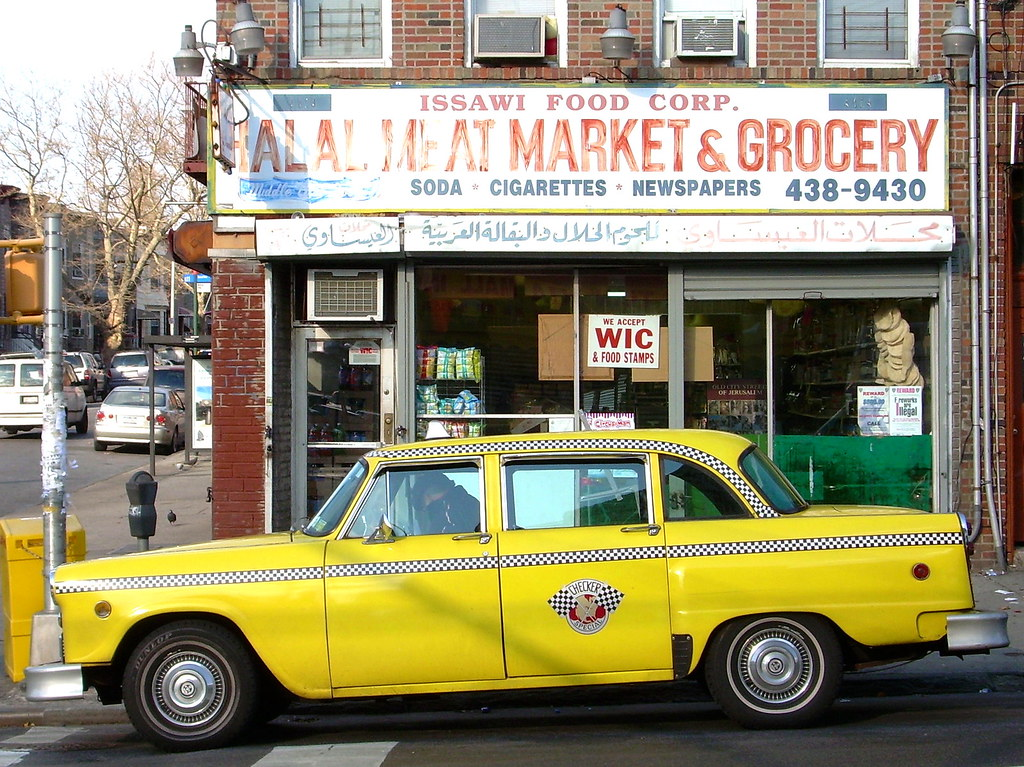 checker, sunset park