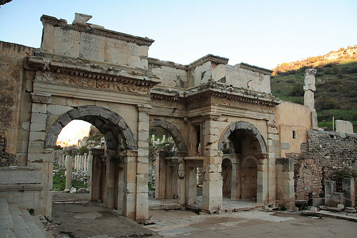 Gate to Agora