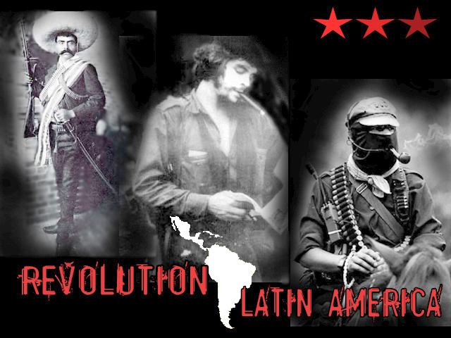 Revolution+Latin+America+