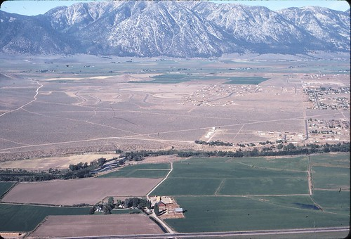 Carson Valley Aerial