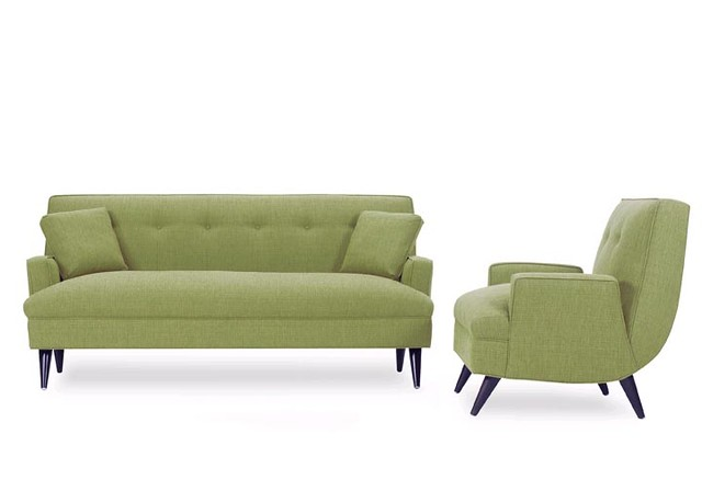 Ultrasuede sofa -- any brands other than American Leather