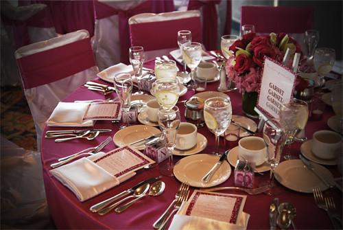 40th Wedding Anniversary Gifts Traditional: Tischdecke.de